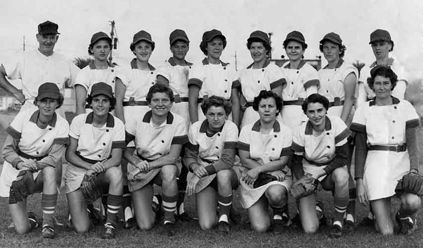 1952 Grand Rapids Chicks