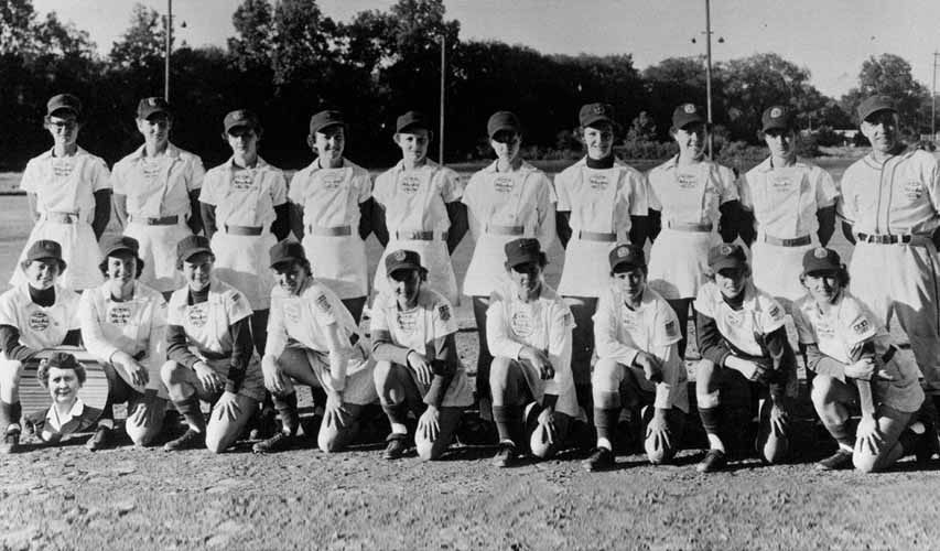 1953 South Bend Blue Sox