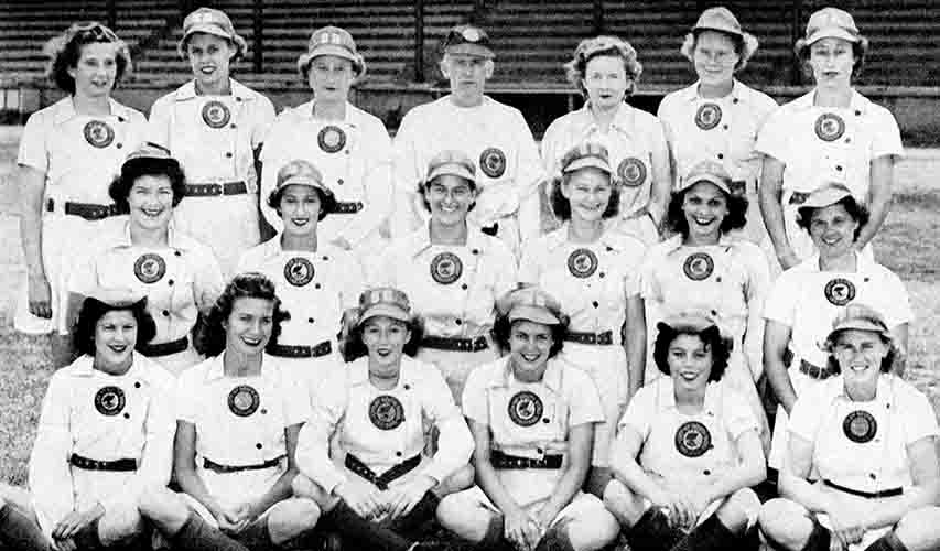 1946 South Bend Blue Sox