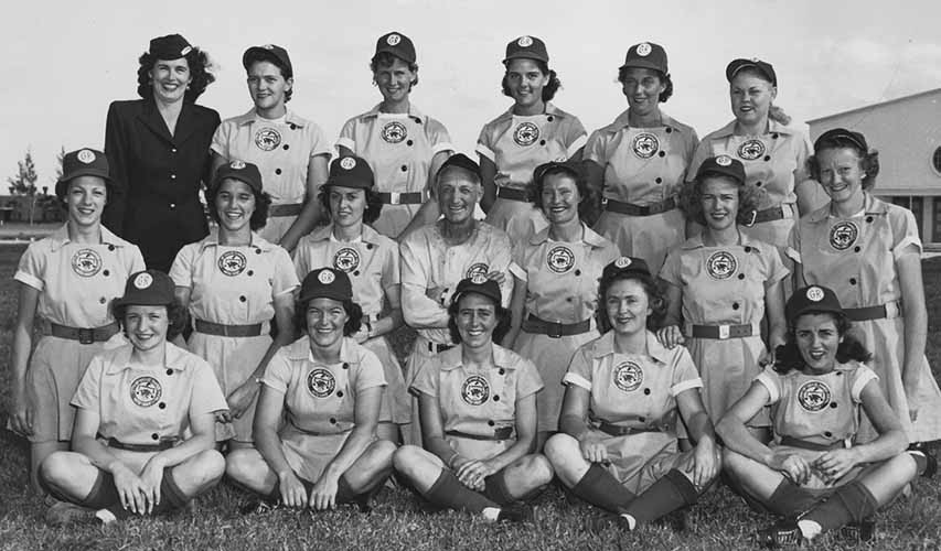 1948 Grand Rapids Chicks