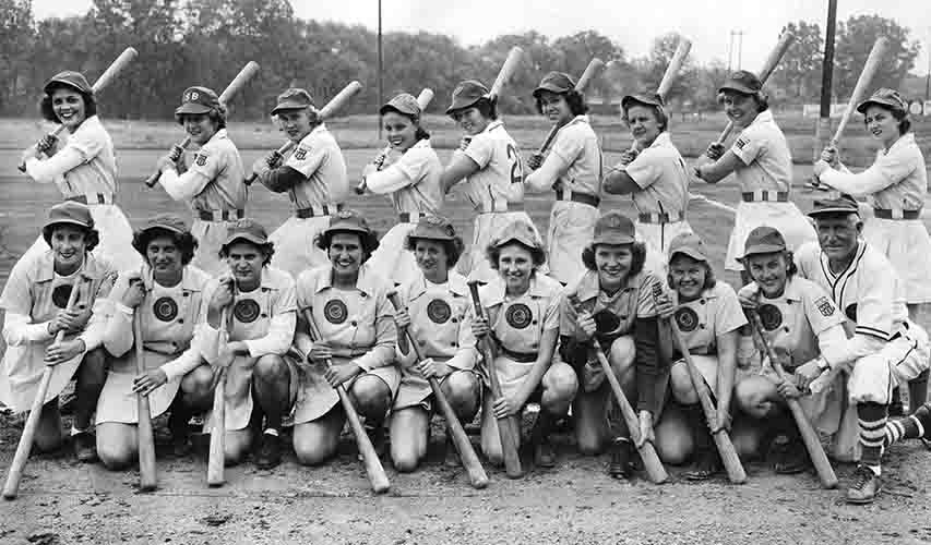 1949 South Bend Blue Sox