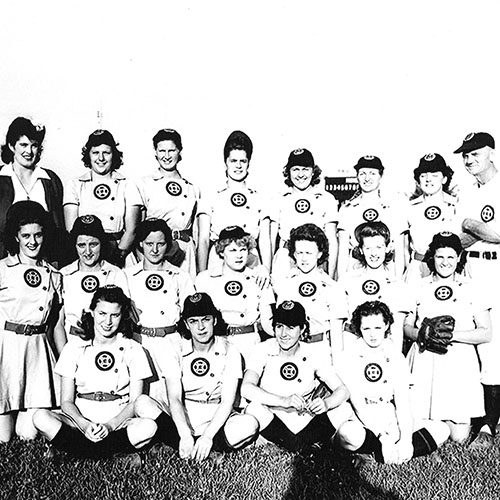 AAGPBL History:  1944 Milwaukee Chicks