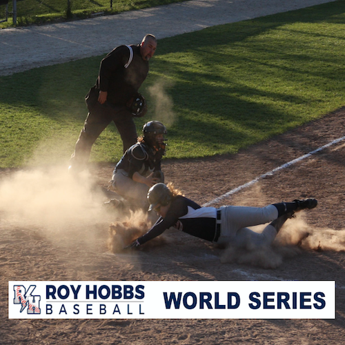 2018 Roy Hobbs Baseball - Women's World Series