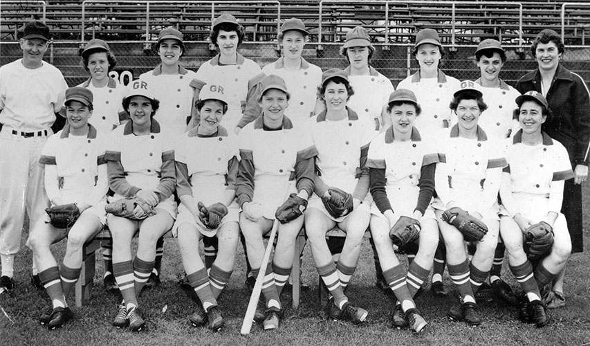 1953 Grand Rapids Chicks