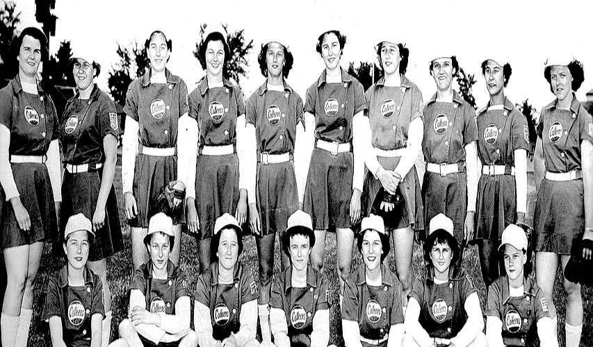 1950 Chicago Colleens