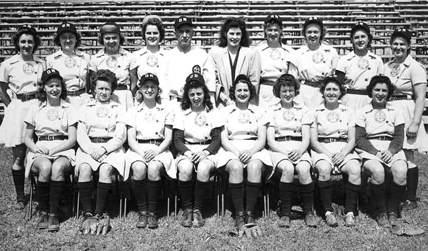 1945 Grand Rapids Chicks