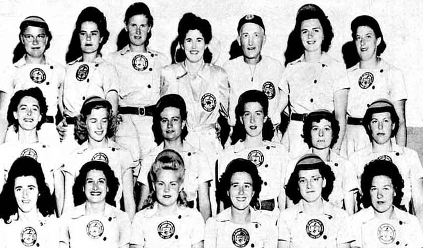 1946 Grand Rapids Chicks