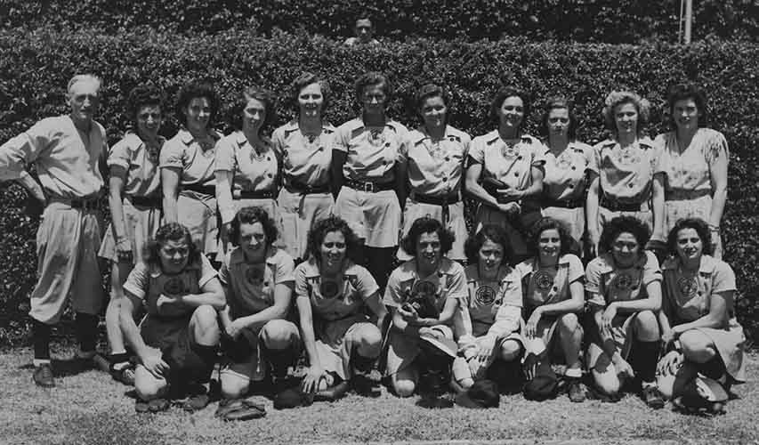 1947 Grand Rapids Chicks