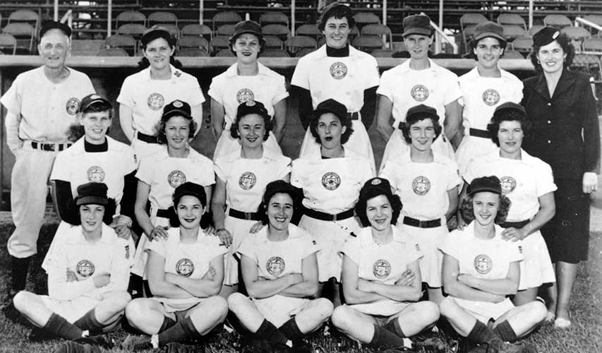 1949 Grand Rapids Chicks